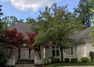 Pre Foreclosure in West Bloomfield 48322 OAK TRL - Property ID: 1797141494