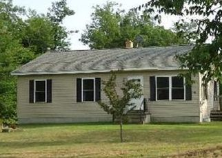 Pre Foreclosure in Hebron 04238 HOPE HILL DR - Property ID: 1797533928