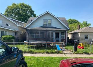 Pre Foreclosure in Indianapolis 46221 W WILKINS ST - Property ID: 1797656548