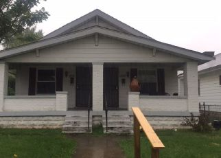 Pre Foreclosure in Indianapolis 46201 N GLADSTONE AVE - Property ID: 1797662683