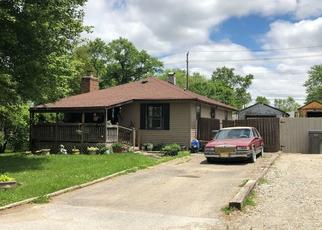 Pre Foreclosure in Indianapolis 46226 N EDMONDSON AVE - Property ID: 1797674956