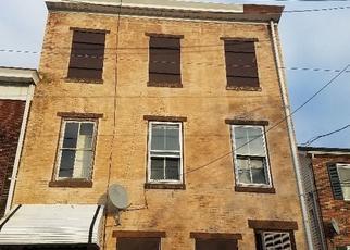 Pre Foreclosure in Trenton 08611 LAMBERTON ST - Property ID: 1798592498
