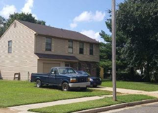 Pre Foreclosure in Wenonah 08090 COLONIAL DR - Property ID: 1798600378