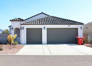 Pre Foreclosure in Yuma 85367 S DEL RIO - Property ID: 1799041866