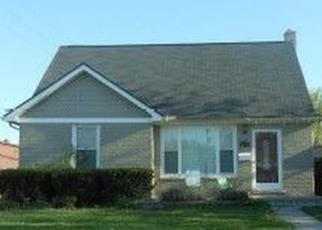 Pre Foreclosure in Lincoln Park 48146 MORAN AVE - Property ID: 1799082142