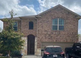 Pre Foreclosure in San Antonio 78253 SANTA ANNA WAY - Property ID: 1799230628