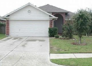 Pre Foreclosure in Katy 77449 STERLING FALLS DR - Property ID: 1799232825
