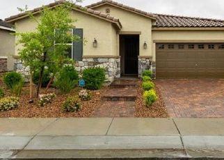 Pre Foreclosure in Henderson 89044 FANANO ST - Property ID: 1800547167