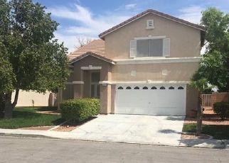 Pre Foreclosure in North Las Vegas 89031 RAIN FLOWER LN - Property ID: 1800549814