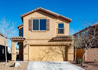 Pre Foreclosure in Henderson 89011 WATER COVE ST - Property ID: 1800557694