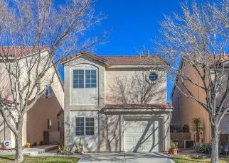Pre Foreclosure in Las Vegas 89118 NESS AVE - Property ID: 1800566450