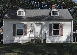 Pre Foreclosure in Cedar Rapids 52402 B AVE NE - Property ID: 1800995667