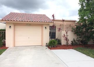 Pre Foreclosure in Lake Worth 33467 BONITA ISLE DR - Property ID: 1801476108