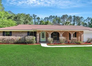 Pre Foreclosure in Jacksonville 32220 OLD PLANK RD - Property ID: 1802987568