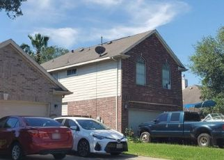 Pre Foreclosure in Houston 77095 BRIGHTBROOK DR - Property ID: 1804251565