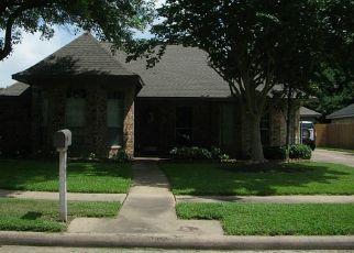 Pre Foreclosure in Deer Park 77536 TUDOR CT - Property ID: 1804252885
