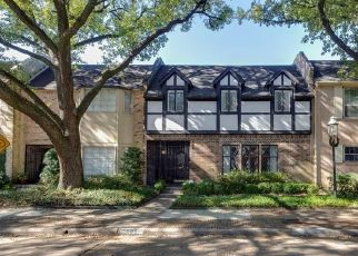Pre Foreclosure in Houston 77024 N POST OAK LN - Property ID: 1804257250