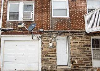 Pre Foreclosure in Philadelphia 19149 FRONTENAC ST - Property ID: 1804605441
