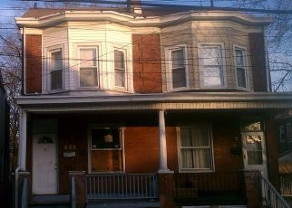 Pre Foreclosure in Trenton 08618 N HERMITAGE AVE - Property ID: 1804982990