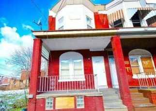 Pre Foreclosure in Camden 08104 THURMAN ST - Property ID: 1804986483