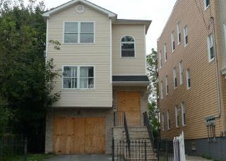 Pre Foreclosure in Newark 07108 ROSE TER - Property ID: 1804987803