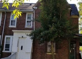 Pre Foreclosure in Camden 08104 TRENT RD - Property ID: 1805033790