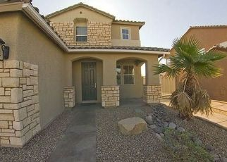 Pre Foreclosure in North Las Vegas 89031 SILVER VEIN ST - Property ID: 1805130573