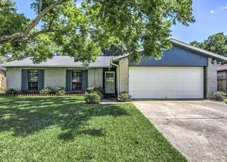 Pre Foreclosure in La Porte 77571 BLUE BIRD ST - Property ID: 1806483476