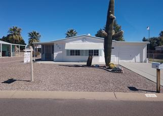 Pre Foreclosure in Mesa 85208 S 95TH WAY - Property ID: 1808668980