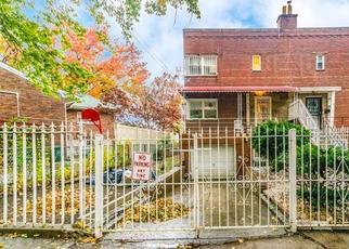 Pre Foreclosure in Bronx 10460 MANSION ST - Property ID: 1809083735