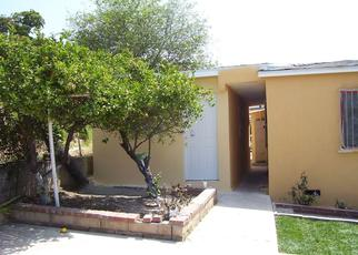 Pre Foreclosure in Los Angeles 90063 HERBERT AVE - Property ID: 181961270