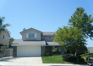 Pre Foreclosure in Corona 92883 LASSO WAY - Property ID: 184881696