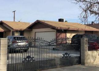 Pre Foreclosure in Palmdale 93552 E AVENUE R12 - Property ID: 197943830