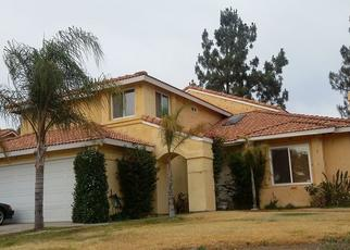 Pre Foreclosure in Moreno Valley 92551 STARVIEW ST - Property ID: 204680747