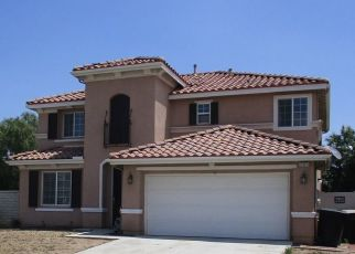 Pre Foreclosure in Perris 92571 BARN OWL DR - Property ID: 217015403