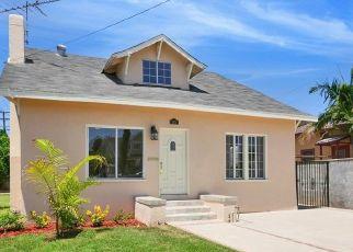 Pre Foreclosure in Los Angeles 90063 N HERBERT AVE - Property ID: 222888636