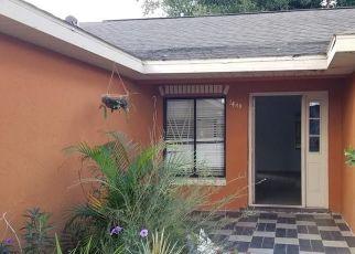 Pre Foreclosure in Orlando 32810 RADIANT CIR - Property ID: 242629432