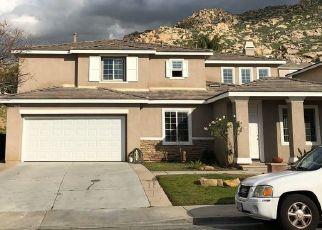 Pre Foreclosure in Moreno Valley 92555 COLT WAY - Property ID: 248614347