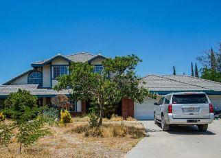 Pre Foreclosure in Hesperia 92344 BANDICOOT TRL - Property ID: 248846474