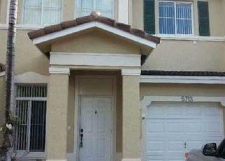 Pre Foreclosure in Miami 33178 NW 112TH PL - Property ID: 251082324