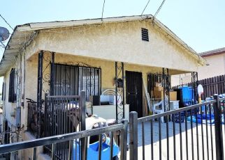 Pre Foreclosure in Los Angeles 90063 FOLSOM ST - Property ID: 297299991