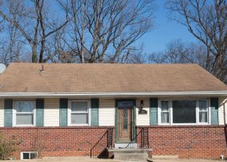 Pre Foreclosure in Oxon Hill 20745 OTTAWA ST - Property ID: 306111579