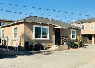 Pre Foreclosure in Los Angeles 90047 W 105TH ST - Property ID: 311796478