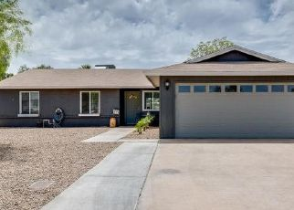 Pre Foreclosure in Glendale 85302 W MOUNTAIN VIEW RD - Property ID: 314733980