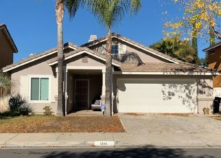 Pre Foreclosure in Perris 92571 YUKON AVE - Property ID: 316709675