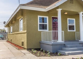 Pre Foreclosure in Los Angeles 90003 W 82ND ST - Property ID: 319552110