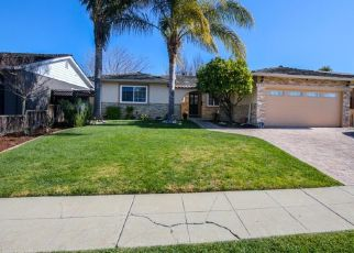 Pre Foreclosure in San Jose 95136 UPTON CT - Property ID: 319661618