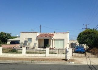 Pre Foreclosure in Whittier 90605 LAUREL AVE - Property ID: 344771988
