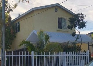 Pre Foreclosure in Los Angeles 90002 BEACH ST - Property ID: 368251771