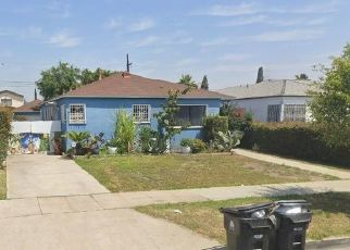 Pre Foreclosure in Los Angeles 90059 E 115TH ST - Property ID: 368843911
